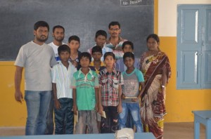 Students Got Benefitted By Scholarship Program 2013