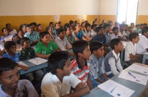 Students Got Benefitted By Scholarship Program 2014